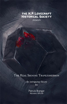 The Real Shining Trapezohedron