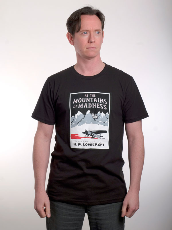 At the Mountains of Madness shirt