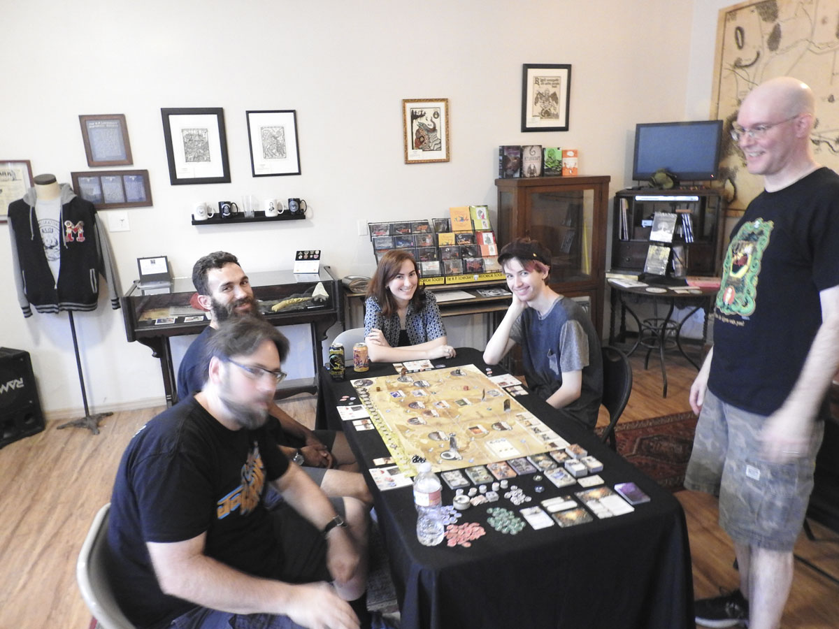 Lovecraftian Game Night