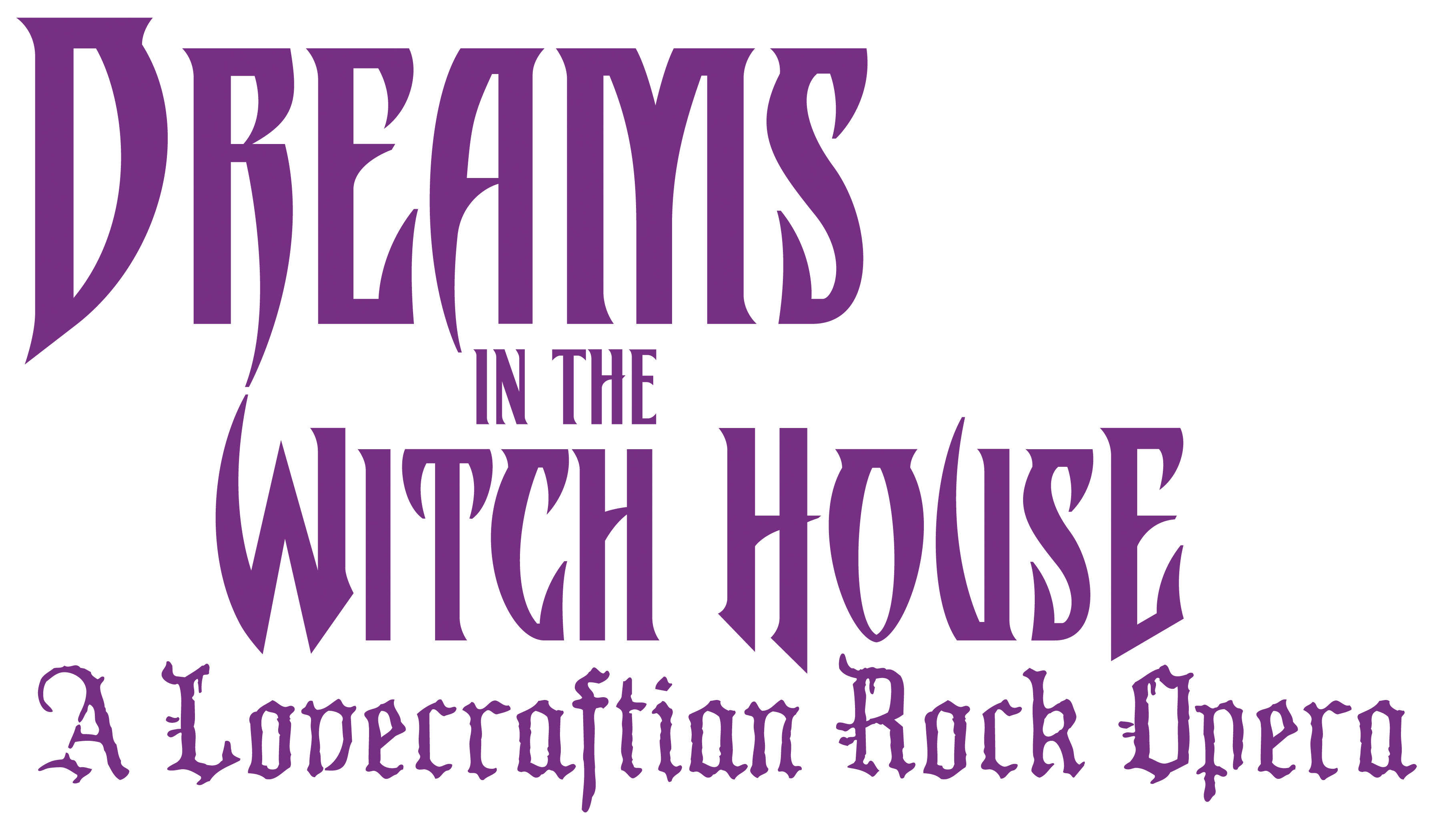 Dreams in the Witch House logo